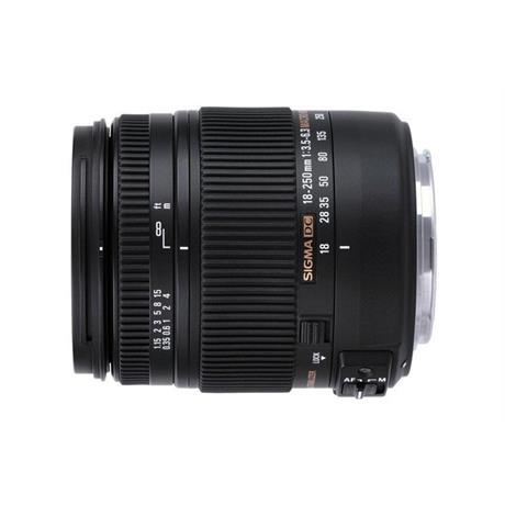 Sigma 18-250mm F3.5-6.3 DC Macro OS HSM - Nikon AF thumbnail
